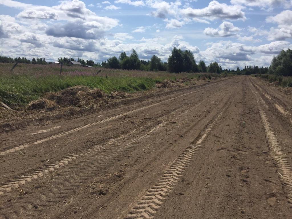 В КП «Рыболово парк-3» начаты работы по строительству дорог