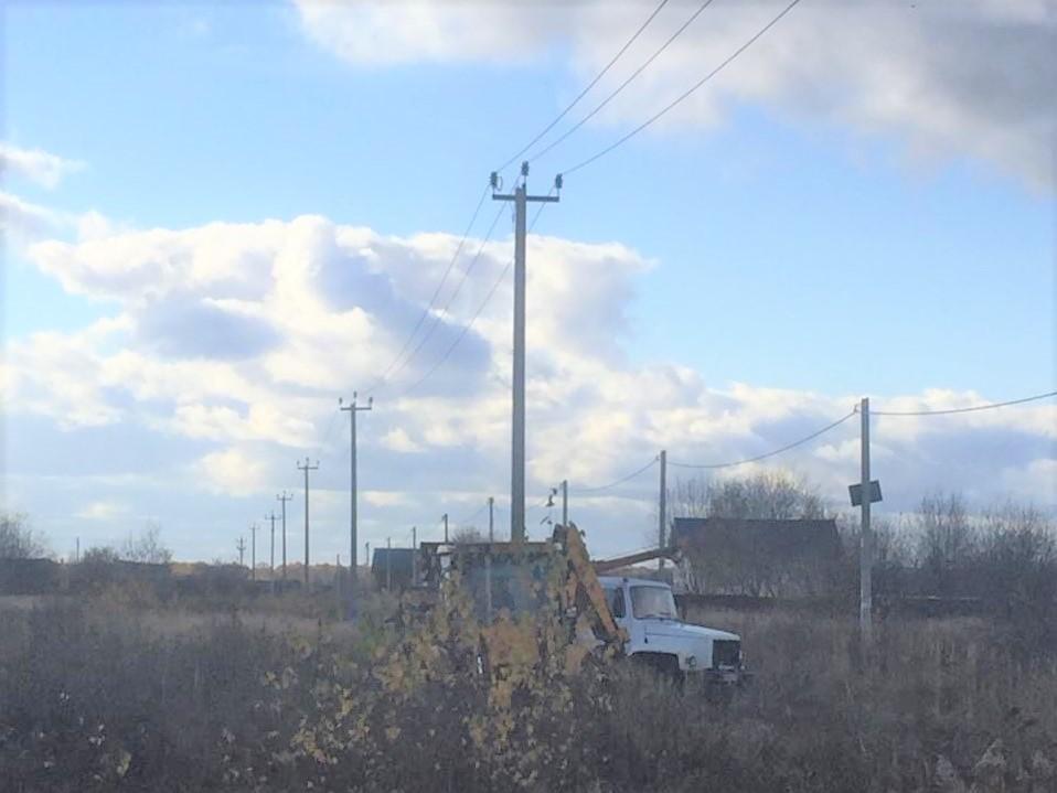 В КП «Костин лес» установлена дополнительная ТП