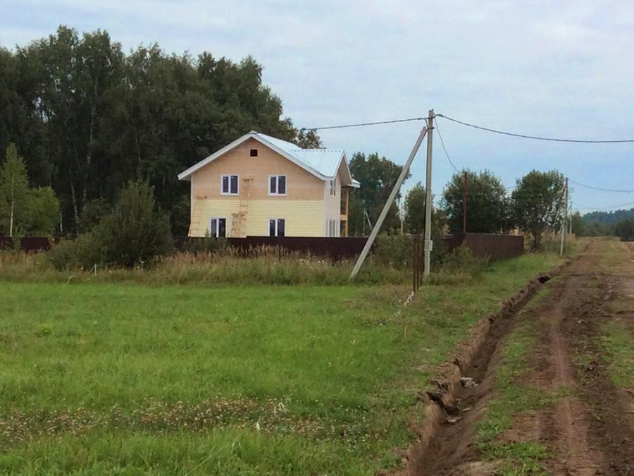 Развитие коттеджного поселка «Костинский лес»